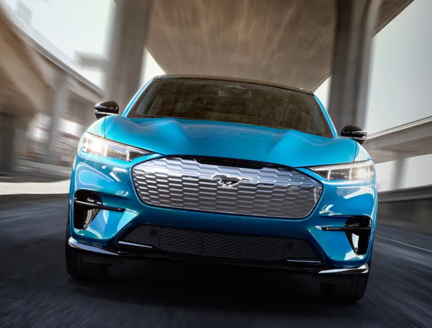 What We Know About the 2021 Ford Mach-E | Romeo Ford Blog